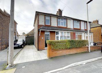 Thumbnail 3 bed semi-detached house for sale in Oxford Rd, Runcorn, Halton