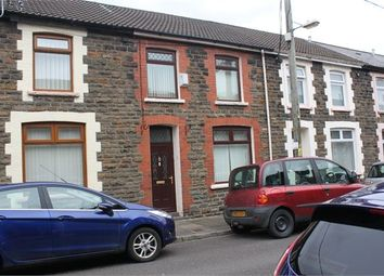 Thumbnail 2 bed terraced house for sale in Robert Street, Pentre