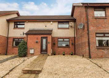 Thumbnail 2 bed terraced house for sale in Witchknowe Court, Kilmarnock