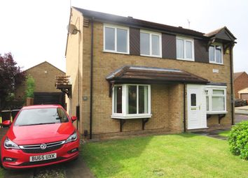 Thumbnail 2 bed semi-detached house to rent in Chedworth Road, Lincoln
