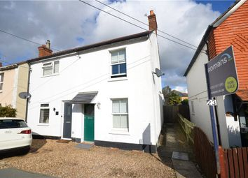 3 bed semi-detached house for sale in St. Georges Road, Badshot Lea, Farnham GU9
