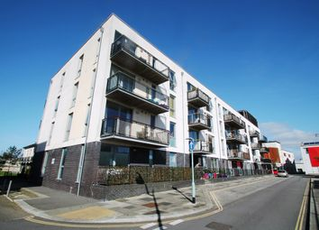 Thumbnail 2 bedroom flat for sale in Brittany Street, Stonehouse, Plymouth