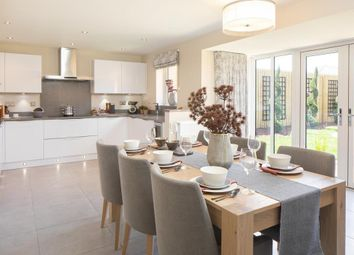 "Thumbnail 4 bedroom detached house for sale in ""Holden"" at West Yelland, Barnstaple"