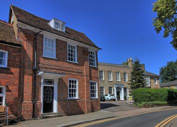 Thumbnail 5 bed town house to rent in High Street, Buntingford