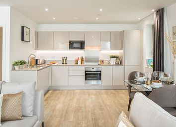 "Thumbnail 1 bed flat for sale in ""Newton"" at Butt Lane, Thornbury, Bristol"