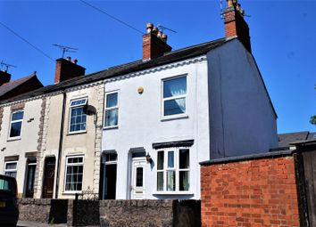 Thumbnail 2 bed town house for sale in Albion Street, Anstey, Leicester