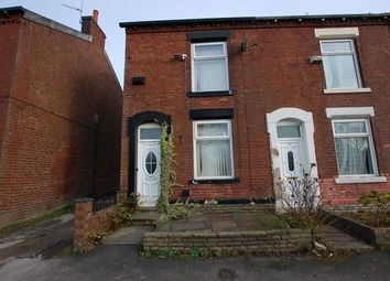 Thumbnail 2 bedroom terraced house to rent in Netherhey Street, Oldham