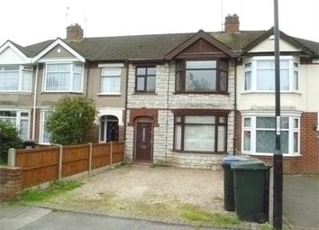 Thumbnail 3 bed terraced house for sale in Standard Avenue, Tile Hill, Coventry, West Midlands