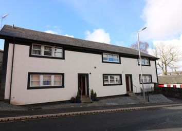 Thumbnail 2 bed flat for sale in Wellbrae, Strathaven, South Lanarkshire