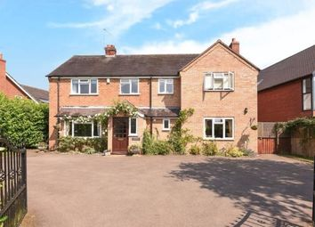 Thumbnail 4 bed detached house to rent in Haye Lane, Mappleborough Green