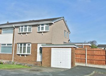 Thumbnail 3 bed semi-detached house for sale in Ainsdale Close, Scale Hall, Lancaster