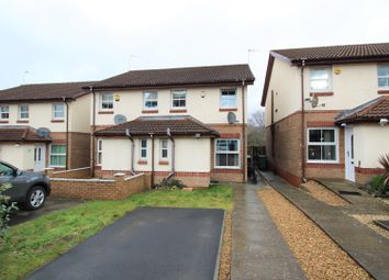 Thumbnail 2 bed semi-detached house for sale in Berryknowes Drive, Glasgow