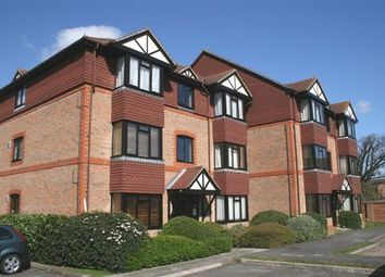 Thumbnail 1 bed flat to rent in Chestnut Close, Fleet