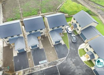 Thumbnail 4 bed detached house for sale in Old Brickworks Drive., Knotts Lane, Colne