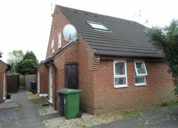 Thumbnail 1 bedroom flat to rent in Albany Walk, Peterborough