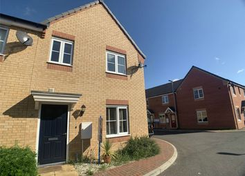 Thumbnail 3 bed semi-detached house to rent in Brooklands Way, Bourne, Lincolnshire