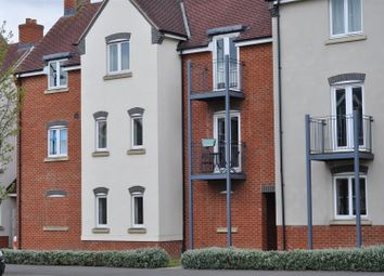 Thumbnail 2 bedroom flat for sale in Mazurek Way, Haydon End, Swindon