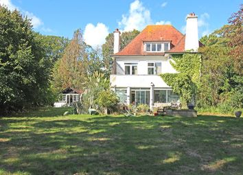 Thumbnail 8 bed detached house for sale in Vaggs Lane, Hordle, Lymington
