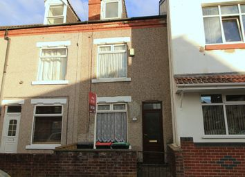 Thumbnail 3 bedroom terraced house for sale in Victoria Street, Hucknall