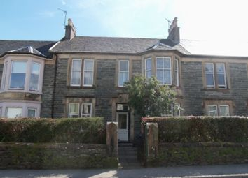Thumbnail 2 bed flat for sale in 15 Mary Street, Dunoon