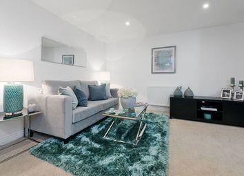 Thumbnail 2 bed flat for sale in Ebbsfleet Garden City, Kent