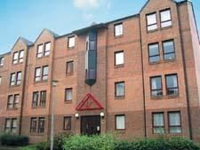 Thumbnail 2 bed flat to rent in Parkside Terrace, Newington, Edinburgh