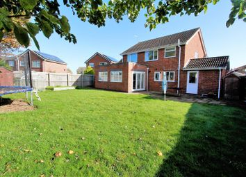 4 bed detached house for sale in Saxon Way, Bourne PE10