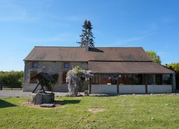 Thumbnail 3 bed equestrian property for sale in Bonneuil, Indre, France