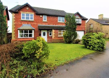 Thumbnail 4 bed detached house for sale in Green Street, Walshaw, Bury