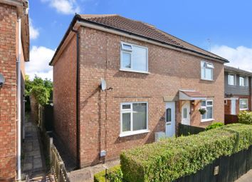 Thumbnail 2 bed semi-detached house for sale in Stone Street, Aldershot, Hampshire