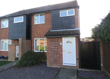Thumbnail 3 bed end terrace house for sale in Salisbury Close, St. Ives, Huntingdon