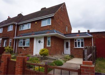Thumbnail 3 bed semi-detached house for sale in Humber Road, Stockton-On-Tees