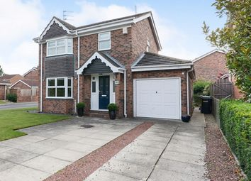 Thumbnail 3 bed detached house to rent in Greenshaw Drive, Wigginton, York