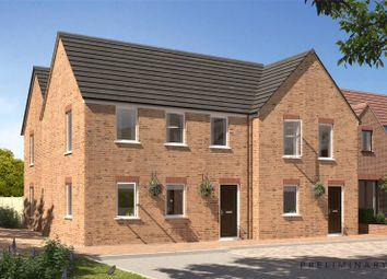 Thumbnail 2 bed semi-detached house for sale in Welcombe House, Harpenden, Hertfordshire
