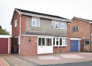 Thumbnail 4 bed detached house for sale in Grendon Drive, Sutton Coldfield