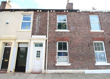 Thumbnail 2 bed terraced house for sale in Corporation Road, Carlisle, Cumbria