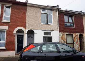 Thumbnail 3 bed end terrace house for sale in Ranelagh Road, Portsmouth