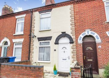 Thumbnail 2 bedroom terraced house for sale in Norman Road, Norwich