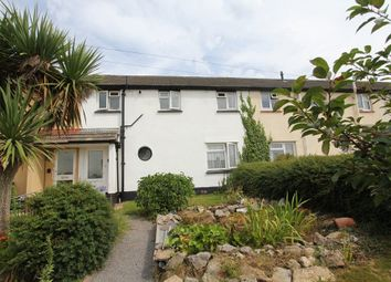 Thumbnail Terraced house for sale in Balmoral Close, Newton Abbot