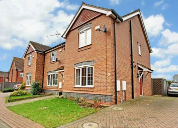 Thumbnail 2 bed end terrace house for sale in Mill View, Barton-Upon-Humber