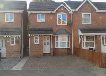 Thumbnail 3 bed semi-detached house to rent in Kingsbury Mews, Darlington