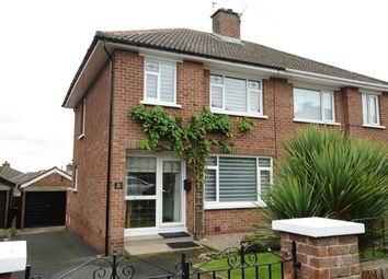 Thumbnail 3 bed semi-detached house for sale in Wanstead Park, Dundonald, Belfast