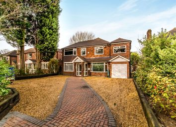 Thumbnail 5 bed detached house for sale in Wythenshawe Road, Wythenshawe, Manchester