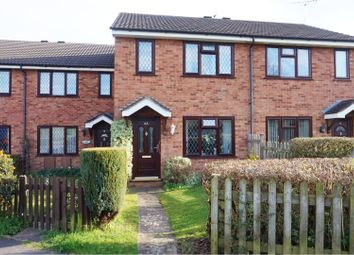 Thumbnail 3 bed terraced house for sale in Llys Road, Oswestry