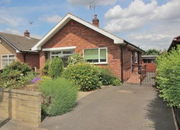 Thumbnail 2 bed detached bungalow for sale in Ruskin Avenue, Beeston, Nottingham