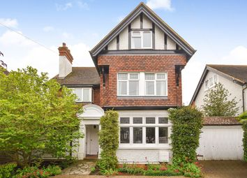 Thumbnail 6 bed detached house for sale in Julian Road, Folkestone