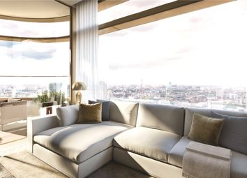 Thumbnail 3 bed flat for sale in Principal Tower, City Of London, London