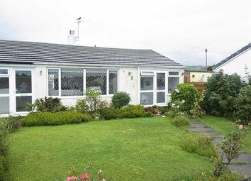 Thumbnail 2 bed terraced bungalow for sale in 7, Cantref, Tywyn, Gwynedd