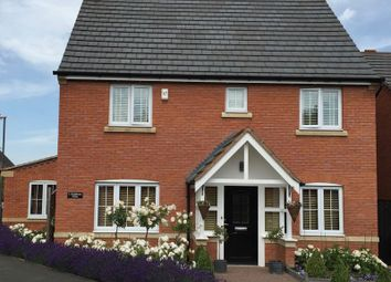Thumbnail 4 bed detached house for sale in Knighton Close, Hasland, Chesterfield