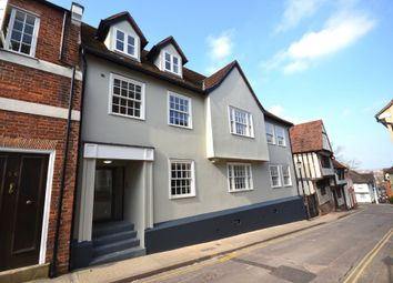 Thumbnail 1 bed flat to rent in Sanderson Mews, West Stockwell Street, Colchester